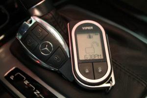 Bild für dein Einbau von Autoalarmanlagen für Mercedes Benz Autos | AUTOSCHMIEDE ®