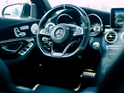 Mercedes Benz Innenraum